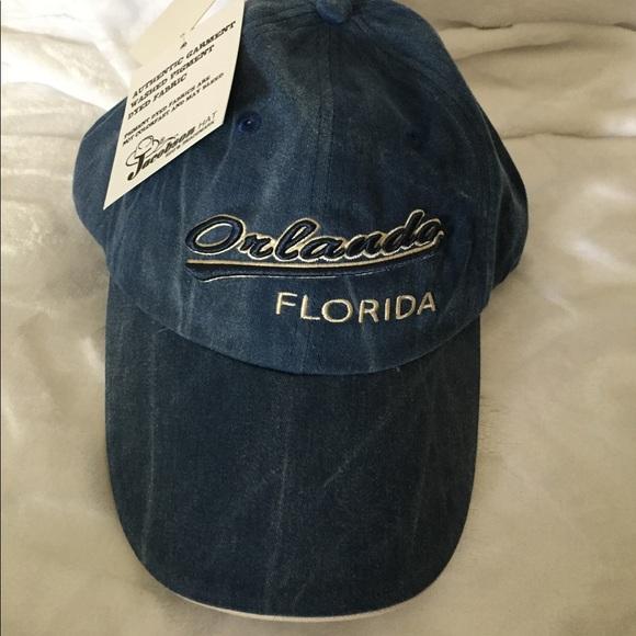 """Jacabso Accessories - """"Orlando Florida""""Jean hat"""